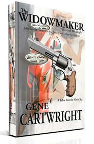 Fiction Bestseller Books GeneCartwright.com - The Widowmaker