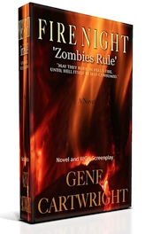 Fiction Bestseller Books GeneCartwright.com - Fire Night